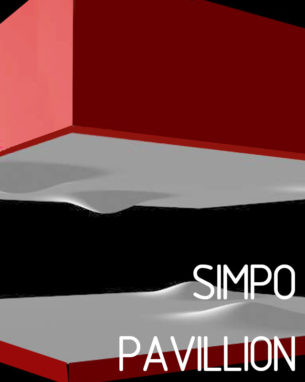 The idea was to create structure/ pavillion to present SIMPO products at fairs, salons, that is at the same time ready for their nomadic life- flexible for traveling and packaging.
