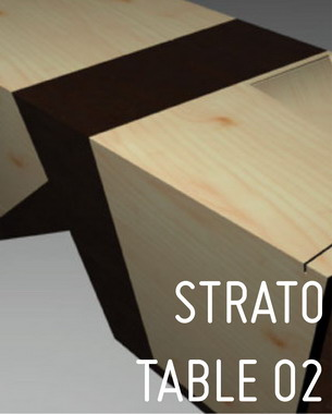 Strato table is probably the most strato of all strato family.